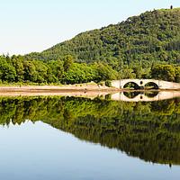 Buy canvas prints of Inveraray Bridge by Mark Greenwood