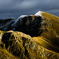 Buy canvas prints of Streap Comlaidh by Mark Greenwood