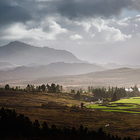 Buy canvas prints of Wester Ross, Scotland by Mark Greenwood