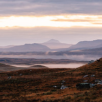 Buy canvas prints of Rannoch Moor Morning by Mark Greenwood