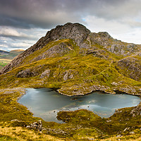Buy canvas prints of Tryfan by Mark Greenwood