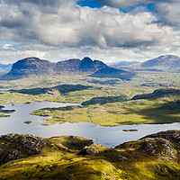 Buy canvas prints of Assynt by Mark Greenwood