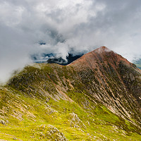 Buy canvas prints of Buachaille Etive Mor by Mark Greenwood