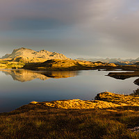 Buy canvas prints of Kernsary by Mark Greenwood