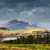 Buy canvas prints of Trotternish by Mark Greenwood
