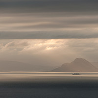 Buy canvas prints of Holy Isle by Mark Greenwood
