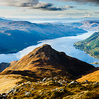 Buy canvas prints of Loch Duich by Mark Greenwood