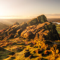 Buy canvas prints of The Roaches by Kevin Elias