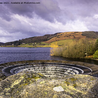 Buy canvas prints of Ladybower by Kevin Elias