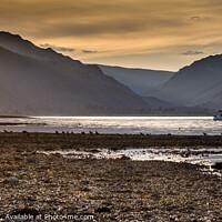 Buy canvas prints of Holy Loch Scotland by Heidi Stewart