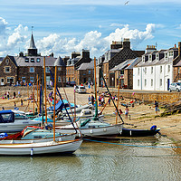 Buy canvas prints of Stonehaven harbour by Angus McComiskey