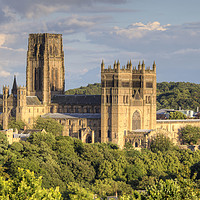 Buy canvas prints of Durham Cathedral by Alan Crawford
