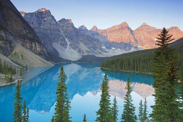 Moraine Lake, Banff National Park, Canada Framed Print by Arterra