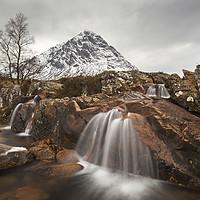 Buy canvas prints of Glencoe in Winter by Arterra