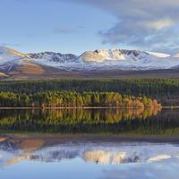 Buy canvas prints of Loch Morlich, Scotland by Arterra