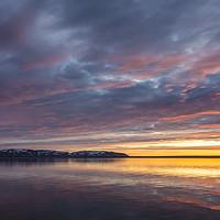 Buy canvas prints of Liefdefjorden in Svalbard by Arterra