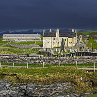Buy canvas prints of Balnakeil House near Durness, Scotland by Arterra