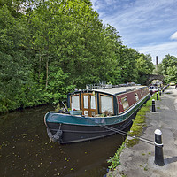 Buy canvas prints of Hebden Bridge by Stephen Smith Galleries