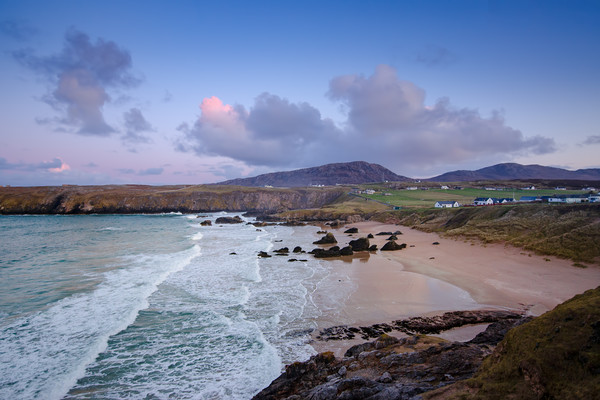 Durness Framed Mounted Print by Stephen Smith Galleries