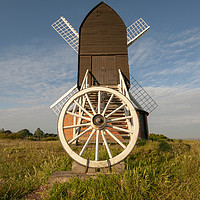 Buy canvas prints of Brill Windmill by Stephen Smith Galleries