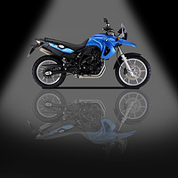 Buy canvas prints of BMW F 650 by Stephen Smith Galleries