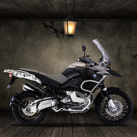 Buy canvas prints of BMW R1200R Old Room by Stephen Smith Galleries