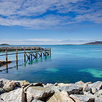 Buy canvas prints of Eriskay by Stephen Smith Galleries