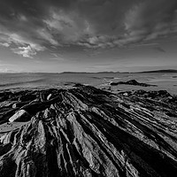 Buy canvas prints of Berneray by Stephen Smith Galleries