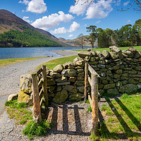 Buy canvas prints of Buttermere by Stephen Smith Galleries