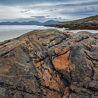 Buy canvas prints of Luskentyre by Stephen Smith Galleries