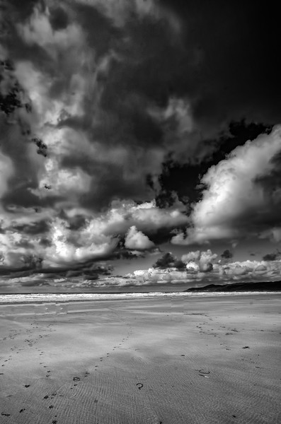 Woolacombe Skies Canvas Print by Stephen Smith Galleries