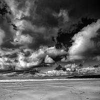 Buy canvas prints of Woolacombe Skies by Stephen Smith Galleries
