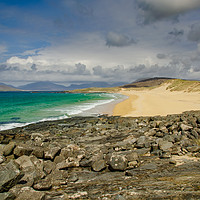 Buy canvas prints of Scarista by Stephen Smith Galleries