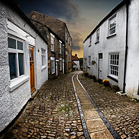 Buy canvas prints of Tower Street Richmond by Stephen Smith Galleries