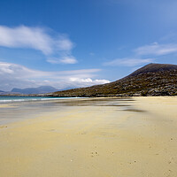 Buy canvas prints of Luskentyre Beach, Isle of Harris by Stephen Smith Galleries