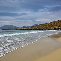 Buy canvas prints of Luskentyre Beach by Stephen Smith Galleries