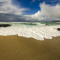 Buy canvas prints of Scarista, Isle Of Harris by Stephen Smith
