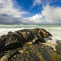 Buy canvas prints of Scarista Beach by Stephen Smith