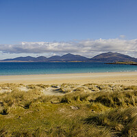 Buy canvas prints of Luskentyre by Stephen Smith