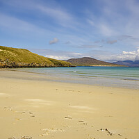 Buy canvas prints of Horgabost Isle Of Harris by Stephen Smith