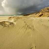 Buy canvas prints of Luskentyre Isle Of Harris by Stephen Smith