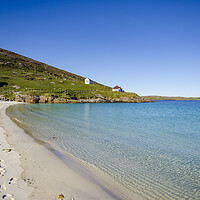 Buy canvas prints of Vatersay Outer Hebrides by Stephen Smith