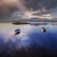 Buy canvas prints of Benbecula Outer Hebrides by Stephen Smith