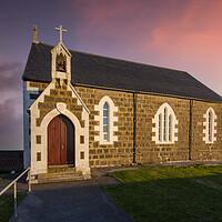 Buy canvas prints of Gaelic Church by Stephen Smith