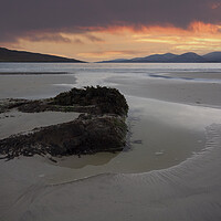 Buy canvas prints of Luskentyre Beach, Isle of Harris by Stephen Smith