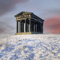 Buy canvas prints of Penshaw Monument by Stephen Smith