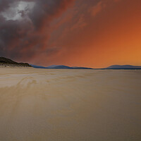 Buy canvas prints of Luskentyre Isle Of Harris 1:1 by Stephen Smith