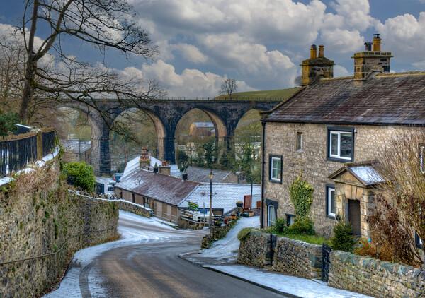 Ingleton North Yorkshire Framed Print by Stephen Smith