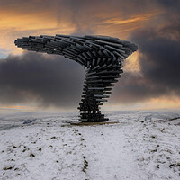 Buy canvas prints of Singing Ringing Tree by Stephen Smith