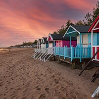 Buy canvas prints of Wells next the Sea by kevin snelling